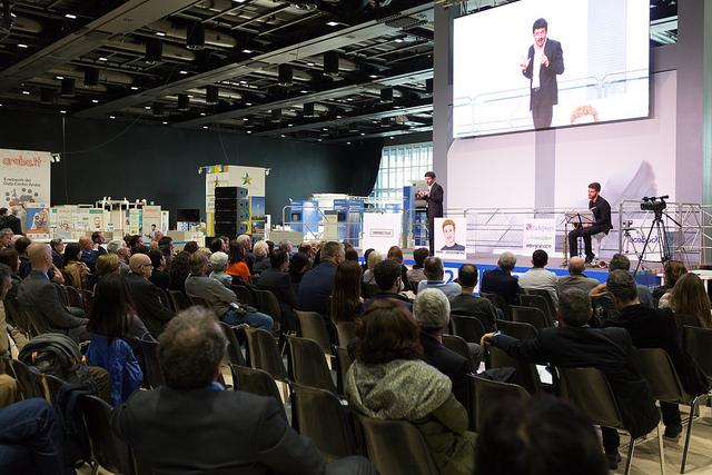 Foto di un evento organizzato da FPA